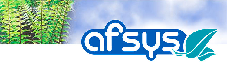 Conception logo Afsys